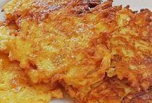 piepers, rijst, pasta