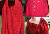 Greek/Roman/Romano-Celt / It's all about the tube dress, baby.