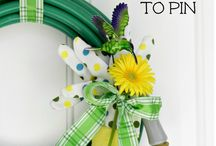 SPRING AND SUMMER IDEAS / by Cynthia Sestok