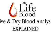 Maria Waldock My Life Blood / Maria Waldock My Life Blood Live & Dry Blood Analysis