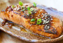 Salmon for Charlie
