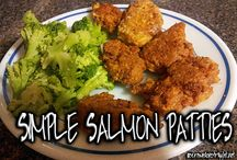 salmon patties