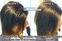 cheveux de beauté