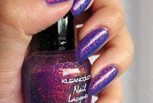 Nail Polish Colours i <3