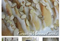 Food Breads--Sweet, danish, donuts, quick breads