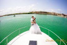 Wedding and yacht trip in Caribbean / Symbolic wedding ceremony and a yacht trip in Dominican Republic, organization of weddings http://wedding-caribbean.com Photographer NikVacuum.com