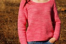 Crochet Clothing Projects