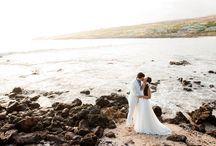 Lana'i Weddings / by Joanna Tano