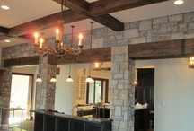 Beams & Trusses / Distressed, Hand-Hewn, Rustic, Wooden Beams and Trusses