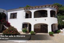 Real Estate Video - Video Inmobiliario - Villas in Moraira. / Villas & Properties for sale in Moraira.