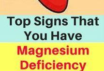deficiency signs