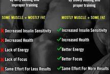 weight gain & muscle gain / gemukkan otot badan yuk :)