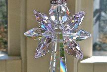 Enfeites de Cristal e Pedrarias