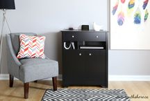 Smart storage / South Shore makes you discover smart storage to save space for the nerdy inside you