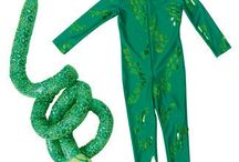 disfraz serpientes