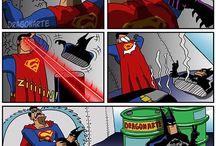 funny bat vs superman