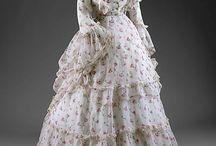 1870 - 1879 / kleding voor dames en heren van de jaren 1870 - 1879