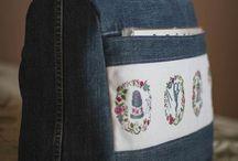 Máquina de coser ~ Fundas