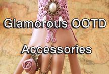 Glamorous OOTD Accessories / Know what accessories you need to wear that fits your today's outfit.