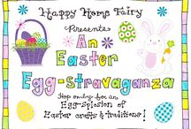Easter - Family Activities / Easter devotions & family activities