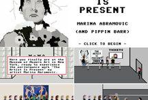 Art & the Internet