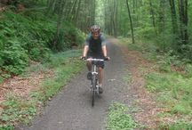 Hiking and biking / Places to hike and bike in NH and surrounding areas. / by Derry Public Library