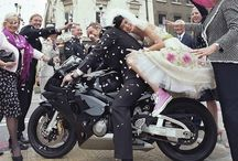 The RIDE / How will you arrive at your wedding?
