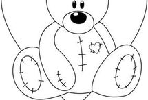 Bears / Teddy bears runners