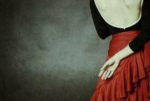 Glimpses of a flamenco dancer,by Josephine Cardin