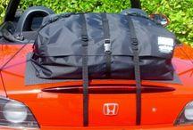 Honda S2000 Gepäckträger / Honda S2000 Gepäckträger