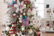 Christmas trees / by Deborah Moore