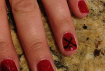 Griffin's Nails / Rep your favorite colors on your nails. / by Grand Rapids Griffins