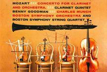 Clarinet Music