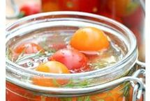 pickled chili tomatoes