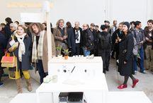 Vernissage de l'Exposition SOCLE(S) et Remise des Prix / conçue par Nicolas Trembley dans le cadre des New Heads – Fondation BNP Paribas Art Awards | LiveInYourHead - Jeudi 6 novembre 2014 | Institut curatorial de la HEAD – Genève Rue du Beulet 4, 1203 Genève / by HEAD – Genève