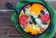 Paleo/AIP Summer Meals