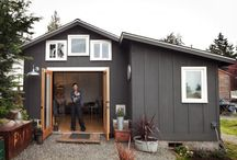SMALL LIVING / Inspiring small space living