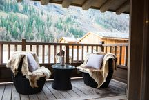 Firefly's best for: Outdoor living at Ski Chalets