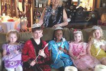 Fun at Hendrick Home for Children