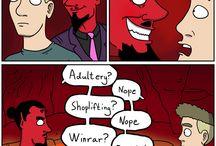 comic's