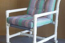 Кресла, шезлонги