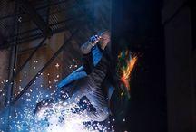 Jupiter – Il Destino dell'Universo / Jupiter - Il destino dell'universo è un film di fantascienza, scritto, prodotto e diretto da Lana e Andy Wachowski, con protagonisti Mila Kunis e Channing Tatum. Il  5 febbraio 2015 al cinema!