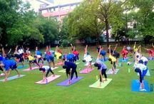 Yoga for Runners - By Reebok Running Squad
