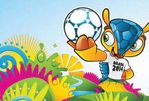 Lelah Pemanasan Bench Dapatkan Dalam The Game Dengan 2014 Trik FIFA Piala Dunia oleh Karl Keeler