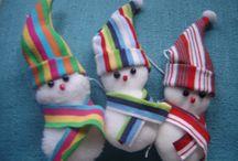 Rękodzieło Joanny / Ozdoby i dekoracje do domu  wykonane  z różnych materiałów min. tkanin sznurka itp