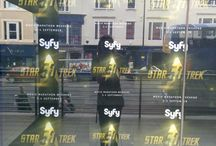 Star Trek Window Promo