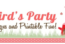 The Printables Library - Parties & Holidays