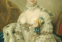 Style of XVIII century