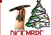 Los meses del año en español / Vocabulario inicial español, vocabulario básico. Los meses del año: enero, febrero, marzo, abril, mayo, junio, julio, agosto, septiembre, octubre, noviembre, diciembre