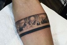 Arm Tattoo's for Man